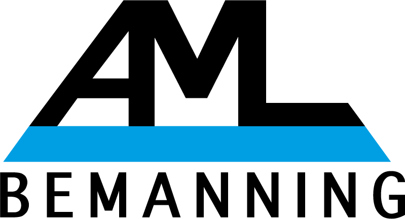 AML Bemanning Logo